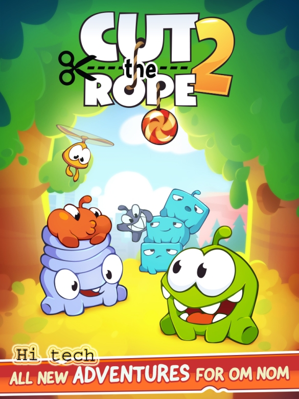 Cut the rope 2 modified copy